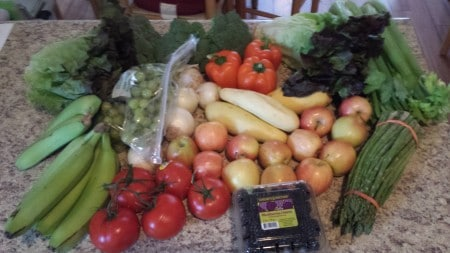 How to save with Bountiful Baskets | A Reinvented Mom